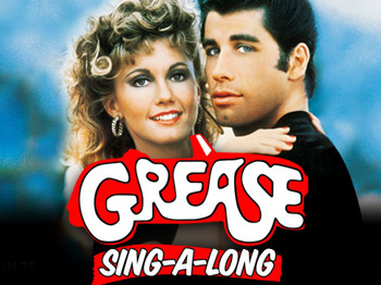 singalong grease